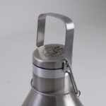 Miir Stainless Steel Growler Handle - Attached
