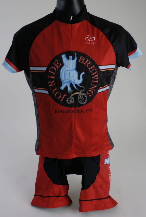 Joyride Brewing Company Cycling Kit