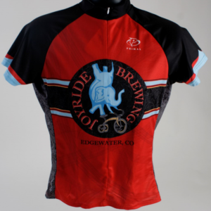 Joyride Brewing Company Cycling Jersey