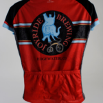 Joyride Cycling Jersey - Back