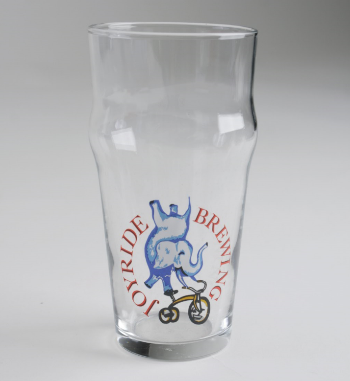 Joyride Pint Glass