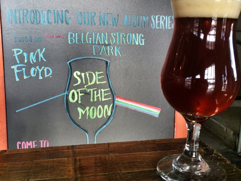 Belgian Strong Dark…Side of the Moon - Joyride Brewing