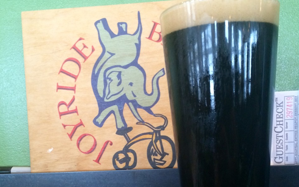 Starfire Schwarzbier Collab with Heretic Brewing - Joyride Brewing