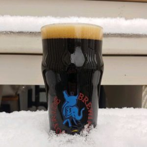 Bear Paw Oatmeal Milk Stout from Joyride Brewing