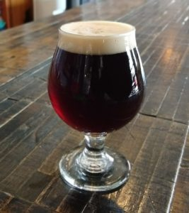 Picture of Dunkles Bock in a glass